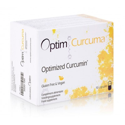Optim Curcuma 90 caps