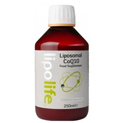Lipolife – Liposomal CoQ10 250 ml