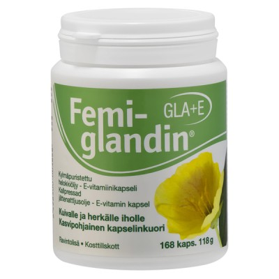 Femiglandin® Evening Primrose Oil 168 κάψουλες