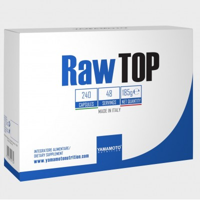 Raw Top 240 caps