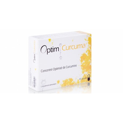 Optim Curcuma 30 caps