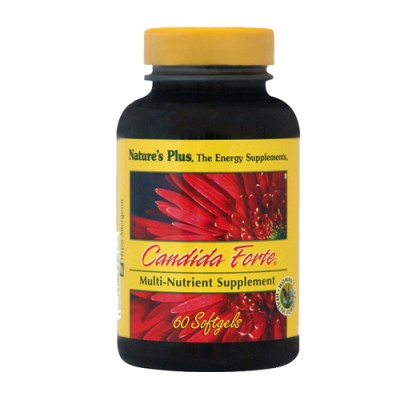 Candida Forte   60 μαλακές κάψουλες