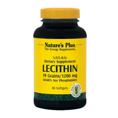 Lecithin 1200 mg
