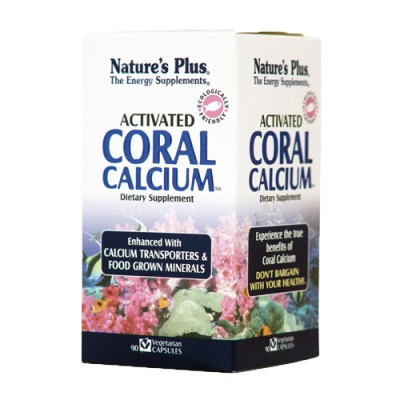Coral Calcium  (Activated)   90 κάψουλες