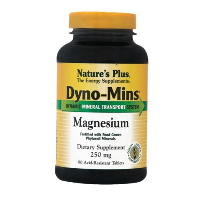 Magnesium Dyno-mins 250mg  90 ταμπλέτες