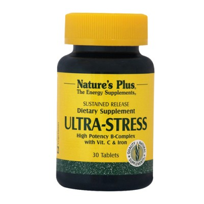 Ultra-Stress with Iron    30 ταμπλέτες