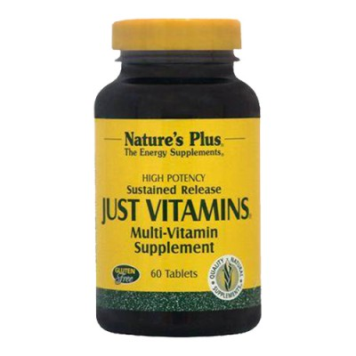 Just Vitamins 60 ταμπλέτες