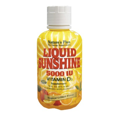 Liquid Sunshine (Liquid Vitamin D3) 473 ml